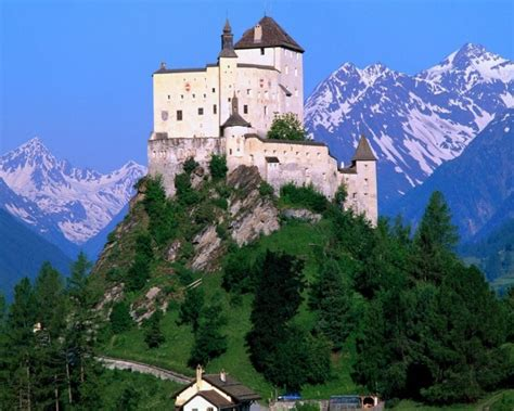 Visit Switzerland - Amazing Country in the Alps