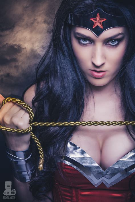 The Stunning Cosplay Photography of David Love