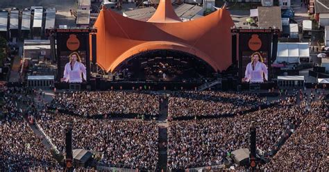 TOP 10 Summer Music Festivals in Europe - traveling