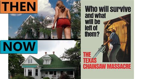 Texas Chainsaw Massacre Filming Locations | Then & Now