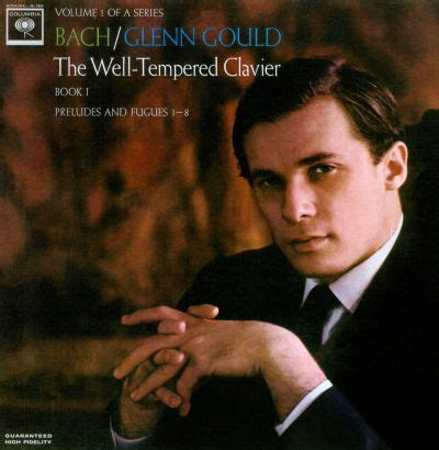 Bach: The Well-Tempered Clavier, Book 1 - Glenn Gould