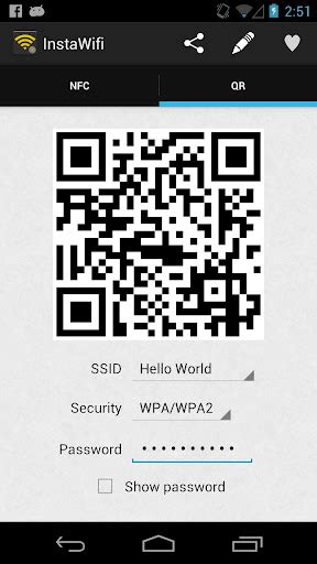 InstaWifi Makes Joining WiFi Networks Easy With NFC or QR