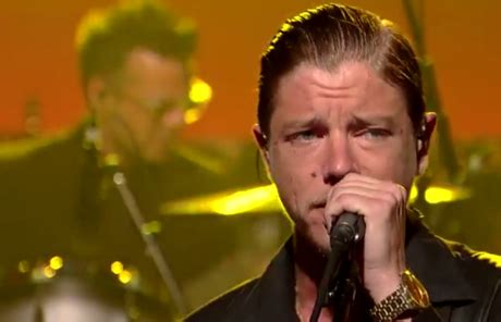 """Interpol """"All the Rage Back Home"""" (live on 'Letterman')"""