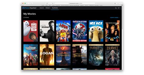 Reminder: Disney Movies Anywhere Shuts Down on February 28