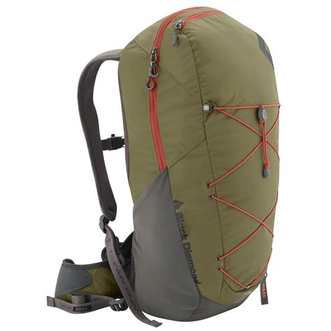Black Diamond Sonic Backpack - Closeout - Gear Express