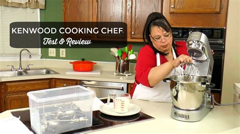 Kenwood Cooking Chef Stand Mixer Review ~ Kenwood Chef