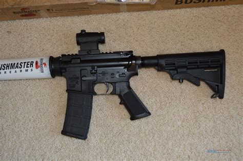 Bushmaster QRC with Red Dot REBATE! for sale