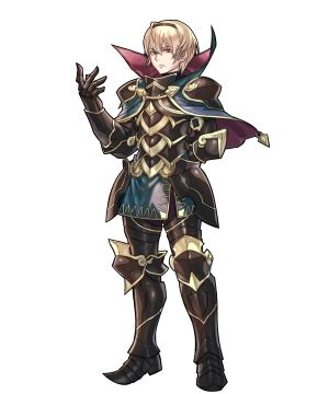 Fire Emblem Heroes Leo | Stats, Weapon, Special, Passive