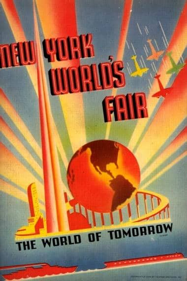 Cosmetics and Skin: Coty and the New York Worlds Fair