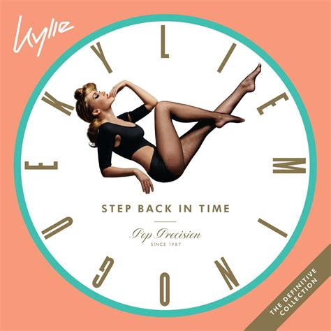 Kylie Minogue - Step Back In Time: The Definitive