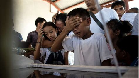 Duterte's war on drugs is leaving children to pay the