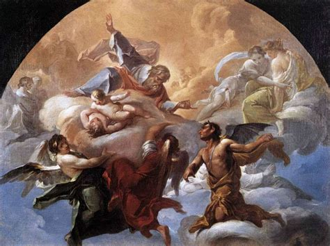 God or Satan: making no room for evil in our world - By