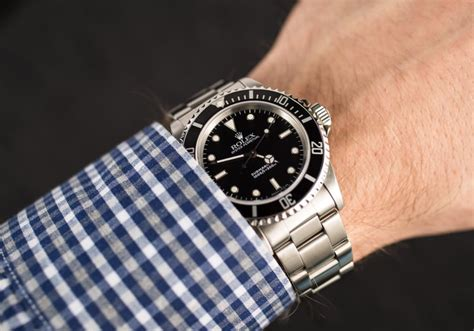 Rolex Submariner No Date 14060 Certified Pre-Owned