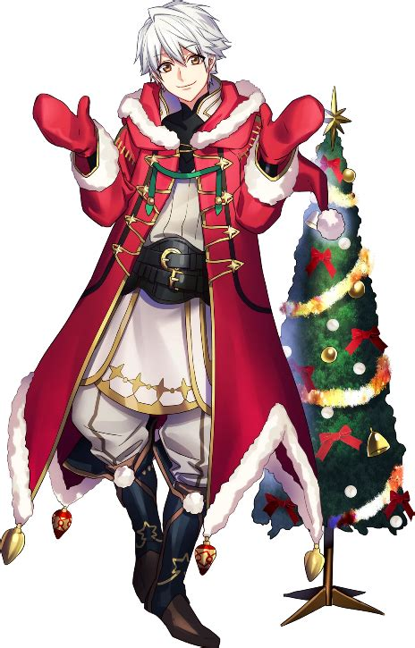 Fire Emblem Heroes data miners find Christmas-themed