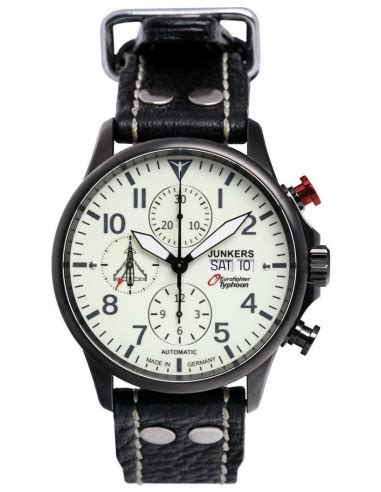 Junkers 6820-5 Eurofighter Edition Uhr