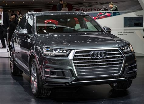 Video: All-New Audi Q7 SUV Sheds Weight Without