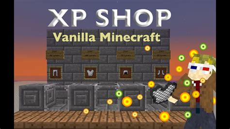 How to make a Command Block Shop in Vanilla Minecraft
