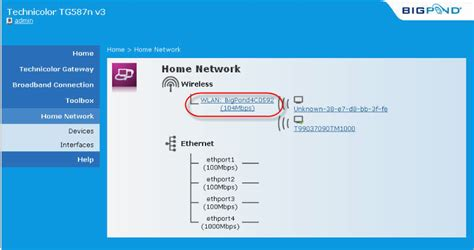 Solved: how do I change the Wi Fi password on my Technicol
