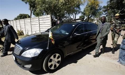 Gallery: The cars the Mugabes are 'rolling' in – The Citizen