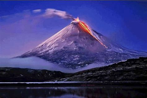 Highest Active Volcanoes Of The World - Featured Article