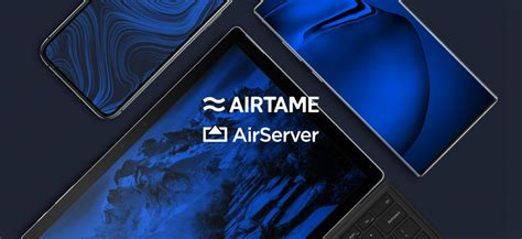 Airtame & AirServer announce industry-first partnership