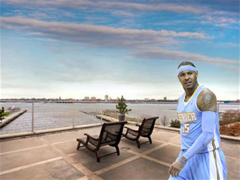 WELCOME TO NEW YORK: Now Where Should New Knick Carmelo