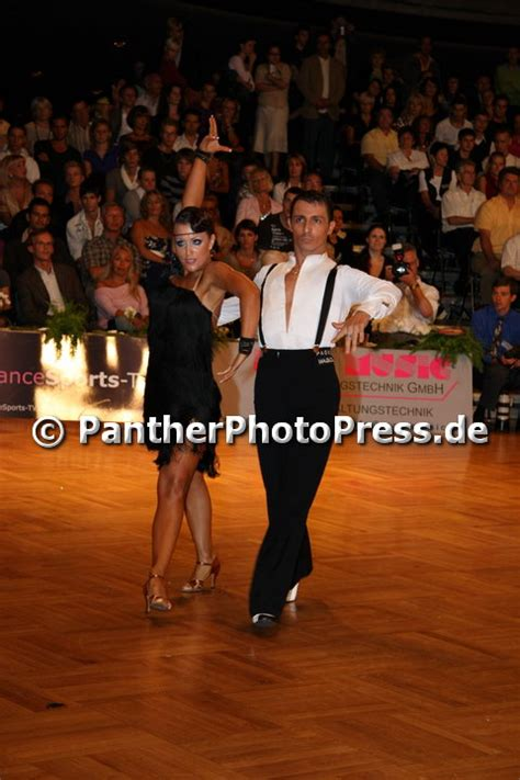 German Open Championships 2008 (Professionals Latein)