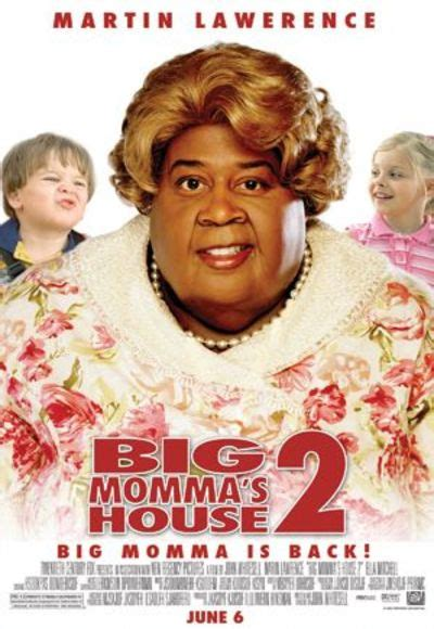 Big Momma's House 2 (2006) (In Hindi) Full Movie Watch