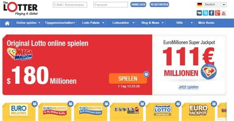 The Lotter - online Lotto Erfahrung - ist the Lotter