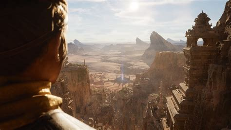 """Unreal Engine 5 will be """"fully supported on both PS5 and"""
