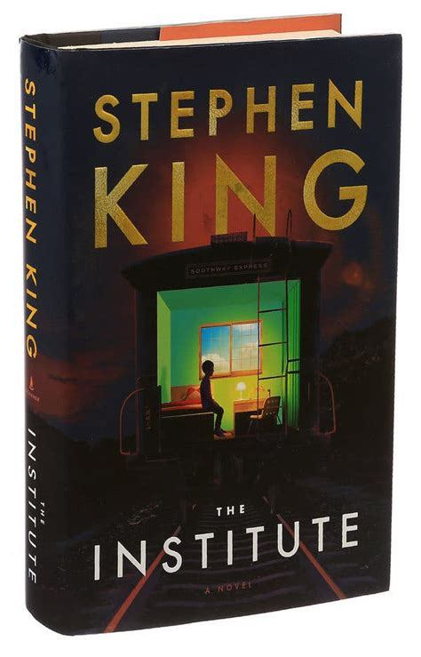 Stephen King Visits an 'Institute,' Where the Kids Who