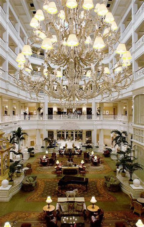 This Day in Disney History - GRAND FLORIDIAN