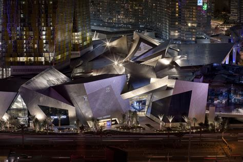 Crystals at CityCenter - Libeskind