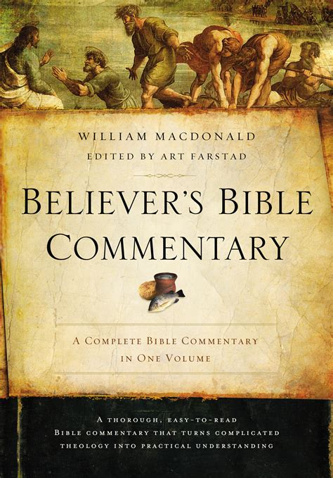 Believer's Bible Commentary   Logos Bible Software