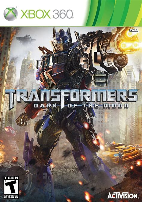 Transformers: Dark of the Moon - Xbox 360 - IGN