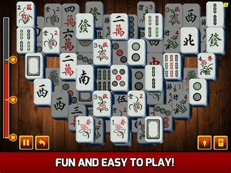 Mahjong Solitaire: Play for free on your smartphone and