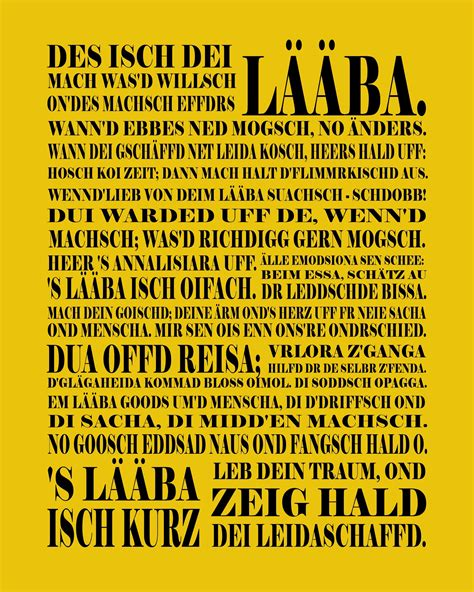 Swabian - southern-german dialect ;-) No wonder I couldn't
