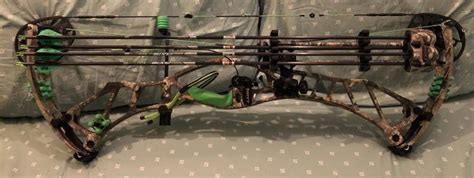 2018 Hoyt Double Xl Compound Bow, Your looking at a 2018