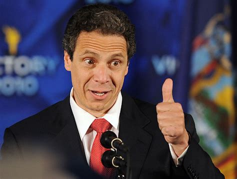 Andrew Cuomo, Governor-elect, named one of the sexiest men