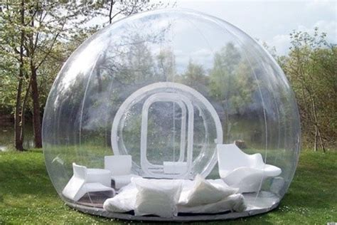 This 'Bubble' Tent Would Be Perfect For Camping Under The