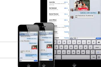Right Now iMessage Is Like The Ping Of Texting