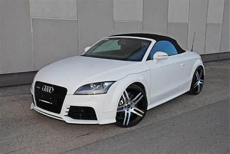 2011 Audi TT-RS Roadster By O CT | Top Speed