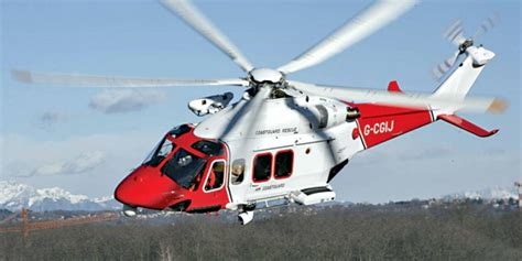 UK SAR debut for AW139 | Business Aviation News: Aviation