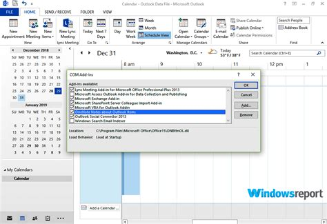 Here is how to permanently fix Outlook Meeting issues