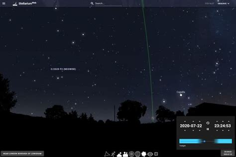 Comet NEOWISE tracker: How to see the Comet NEOWISE from