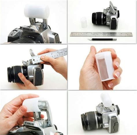 DIY Flash Diffuser | Photography Tips & How-to | Pinterest