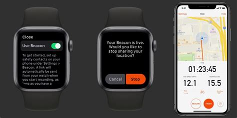 Strava's location sharing feature 'Beacon' now works on