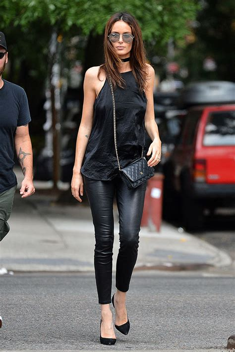 NICOLE TRUNFIO Out in New York 07/25/2016 - HawtCelebs