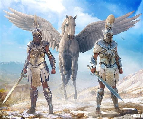 Pegasos Mythical Pack | Assassin's Creed Wiki | Fandom