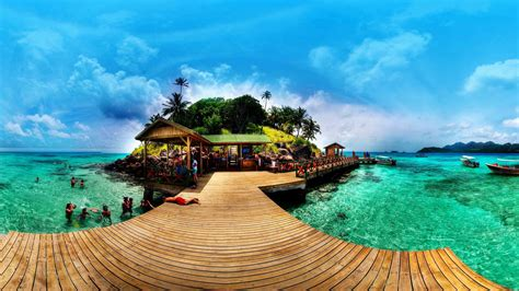 San Andres Colombia America Koralnen Island In The
